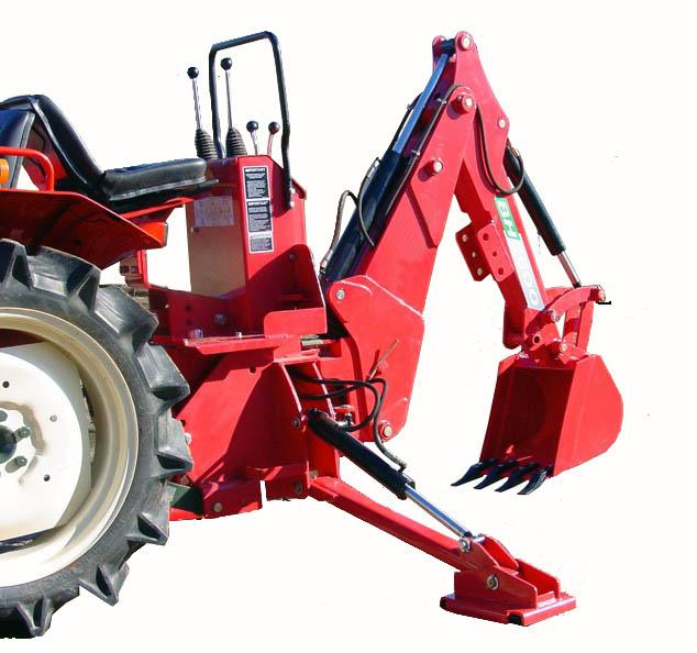 BH SERIES BACKHOE